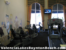 Excercise bikes and treadmills are popular ways to stay in shape.